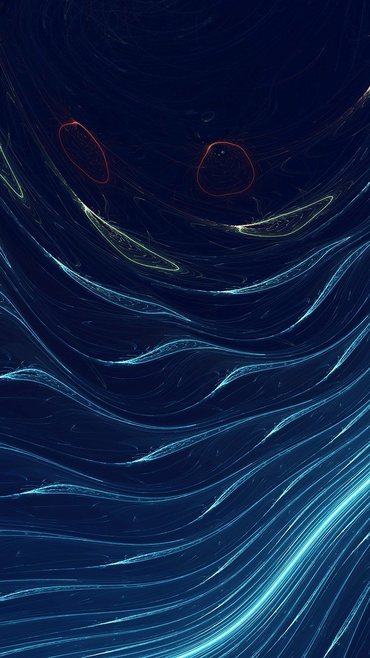vs74spacelinecurvebluepattern Phone backgrounds