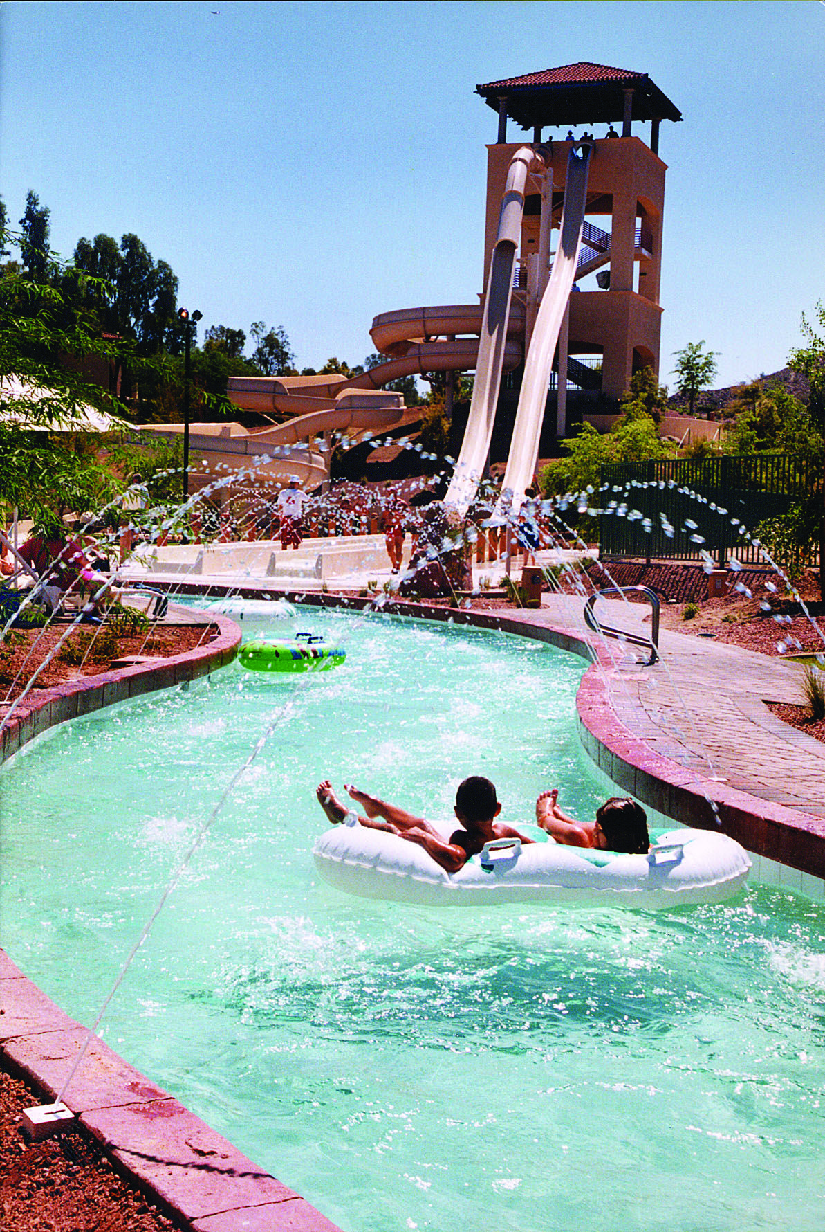 Escape The Heat At These Phoenix Area Resorts With Water Parks Scottsdale And