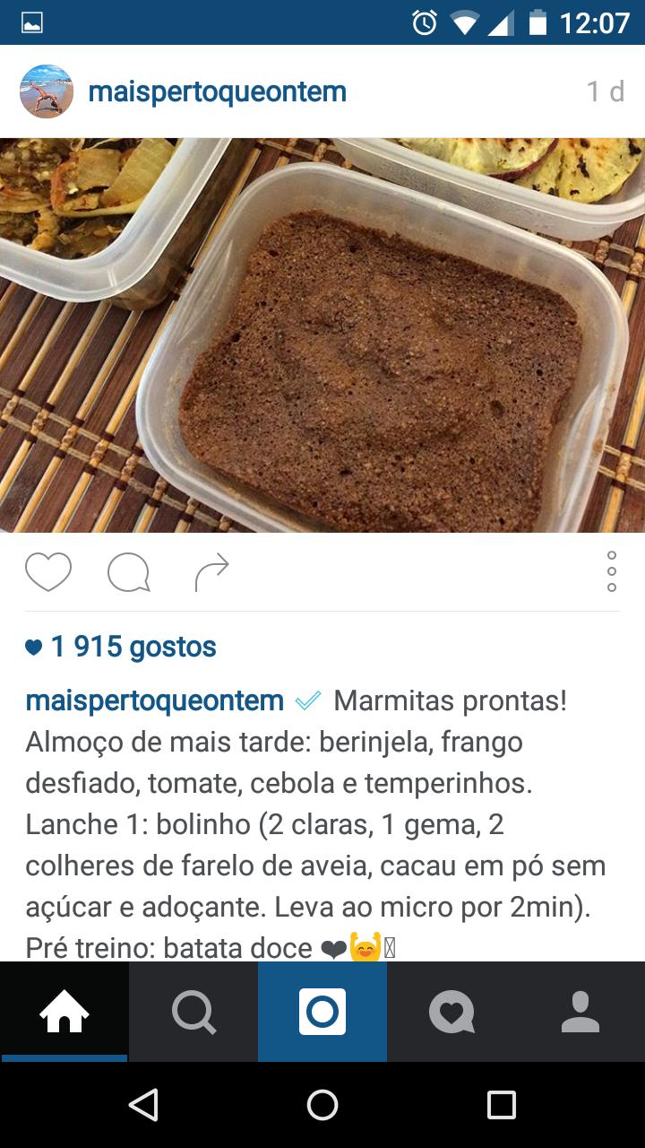 bolinho marmita