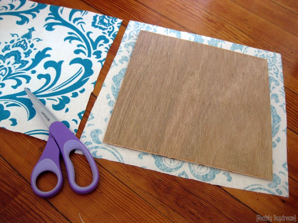 How to make headboards with fabric - Easy Upholstered Headboard Tutorial