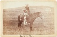 Long Dog, Sioux Indian von David F. Barry