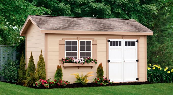 Another shed door idea