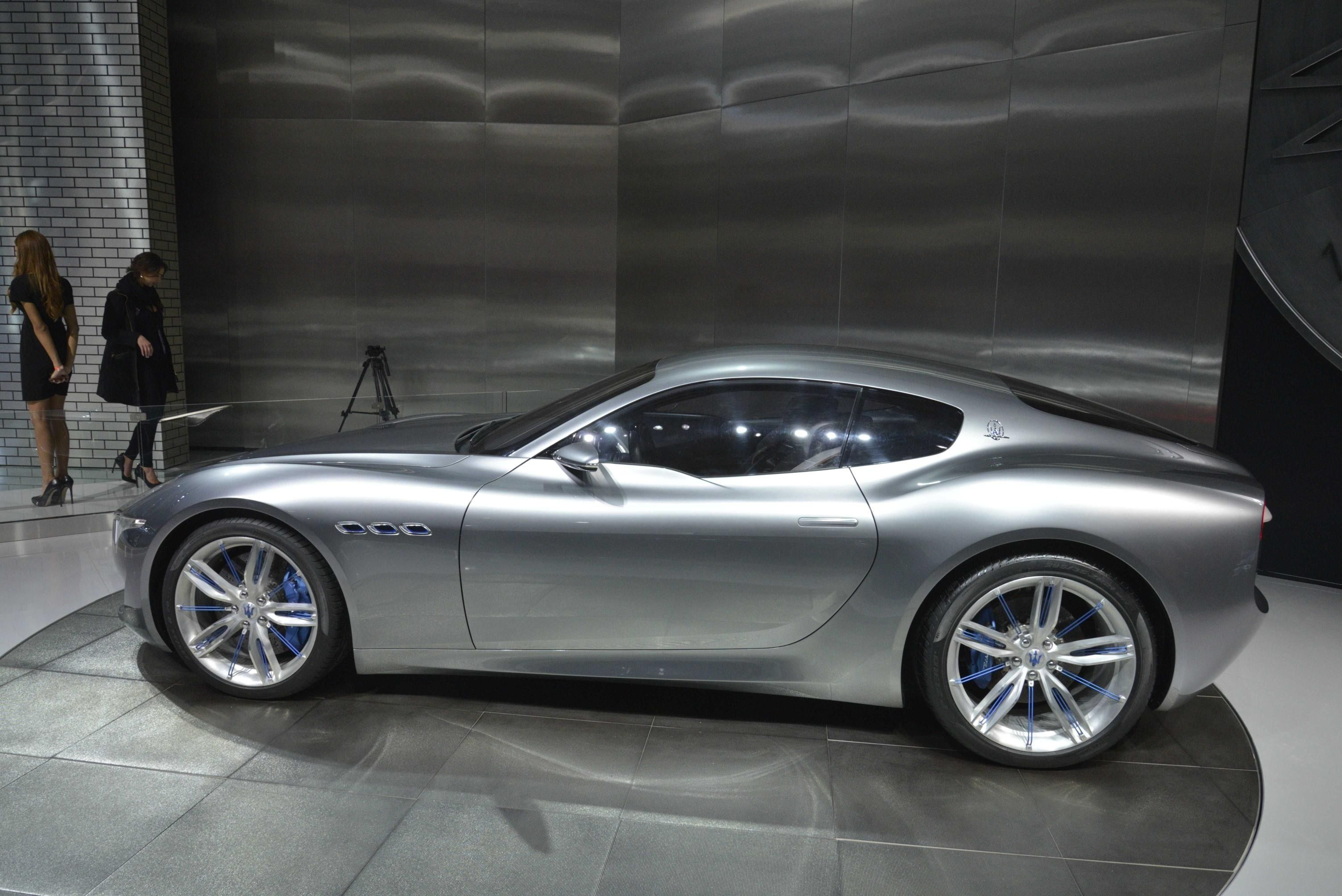 2019 Maserati Alfieri Redesign And Price Car Review 2018
