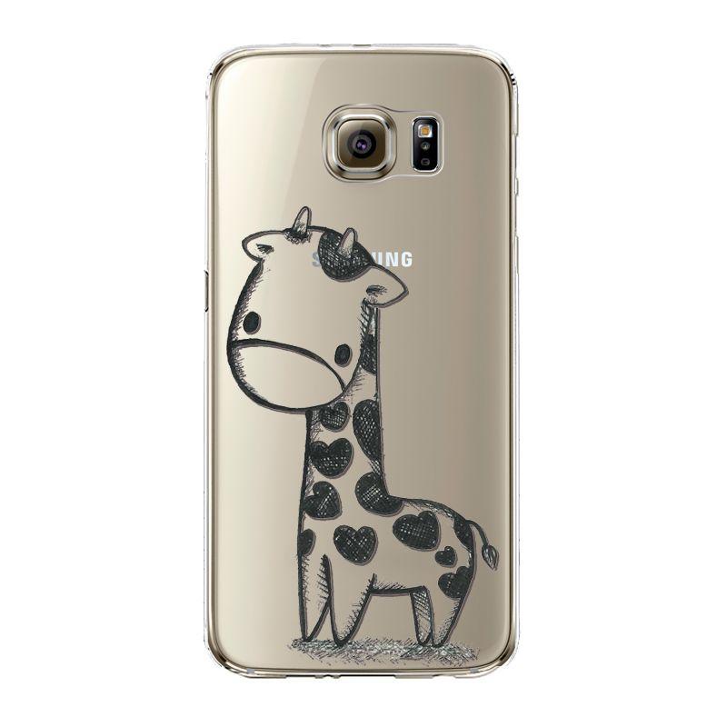 samsung s7 edge case giraffe