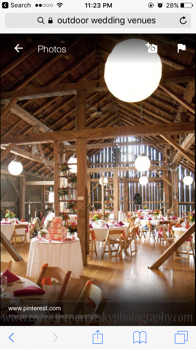Image by Haley Snyder on In my Dreamz | Barn wedding venue ...