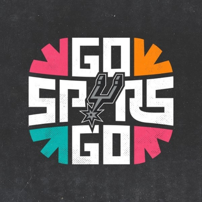 San Antonio Spurs On Twitter Game 6 Our Place Let S Get It Gospursgo San Antonio Spurs Spurs Logo Spurs