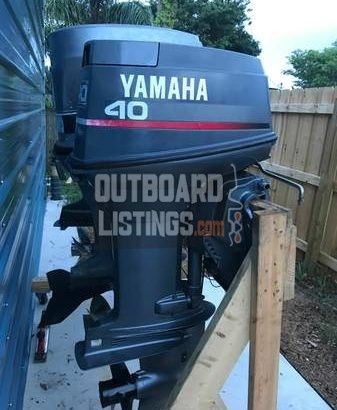 Used Yamaha 40 $950 00 | USED OUTBOARDS | Engines for sale