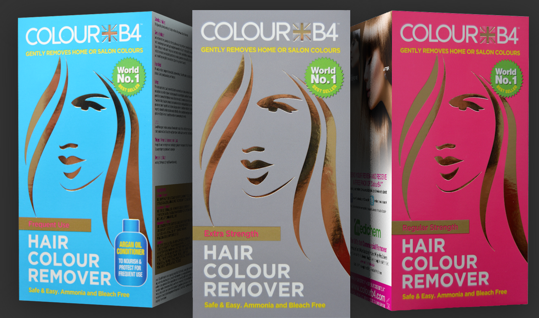 Colour B4 The Best Colour Remover Try It If You Wanna Remove The