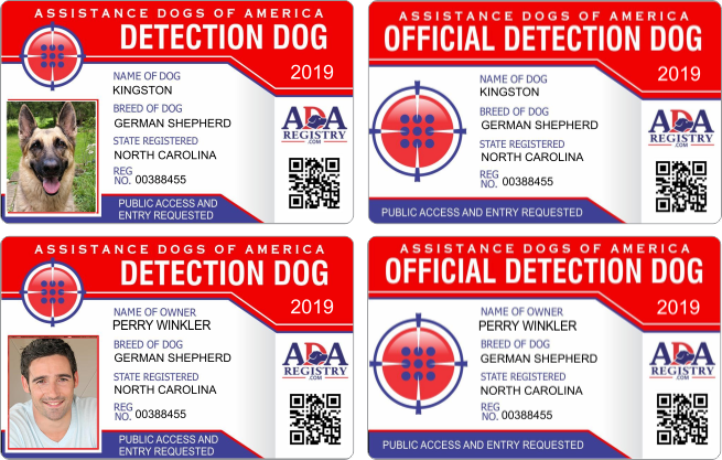 Detection Gallery Service Dog Registration Detection Dogs Support Dog