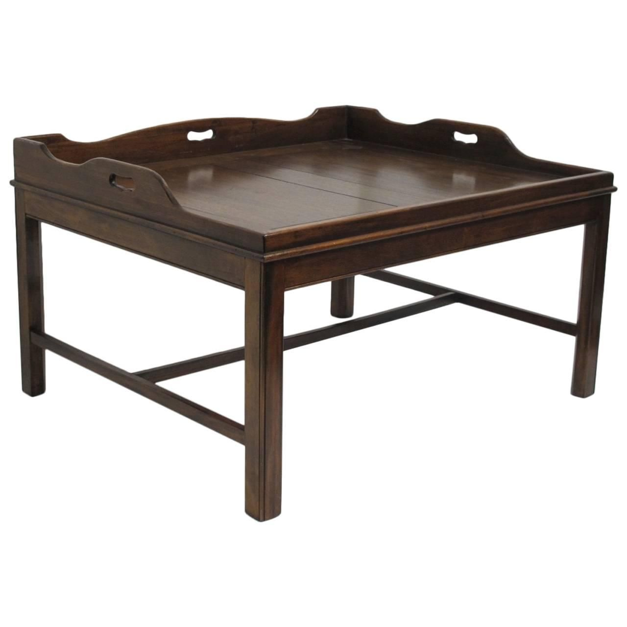 georgian mahogany butler s tray coffee table from a unique collection of antique and modern tray