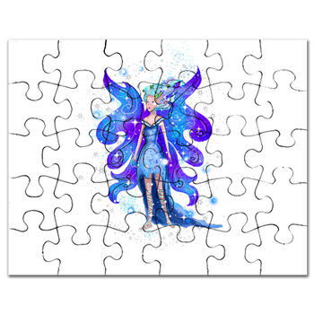Puzzle This jigsaw puzzle is a