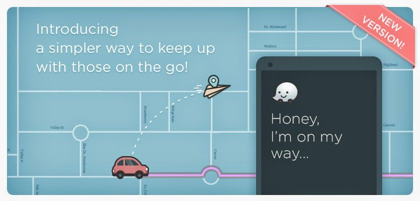 Waze Official Blog Title Hot Off The Press! New