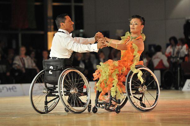 Wheelchair Dance Sport Athletes Photos Events Ipc Dance World Dance Fun To Be One
