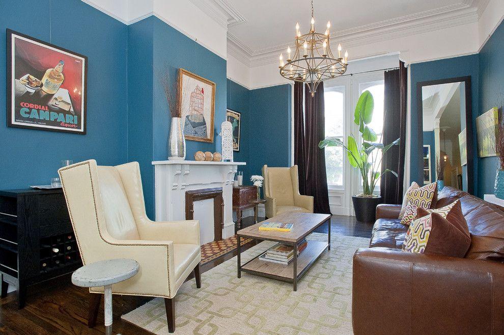 Blue Color Living Room Designs Prepossessing Living Room Traditional Design Ideas For Peacock