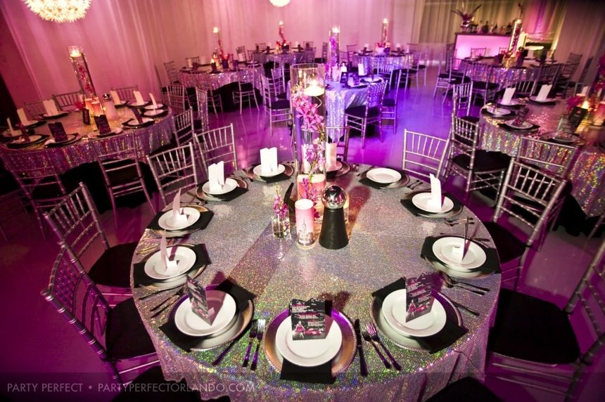 NYC New Year's Eve Bat Mitzvah » Party Perfect Party