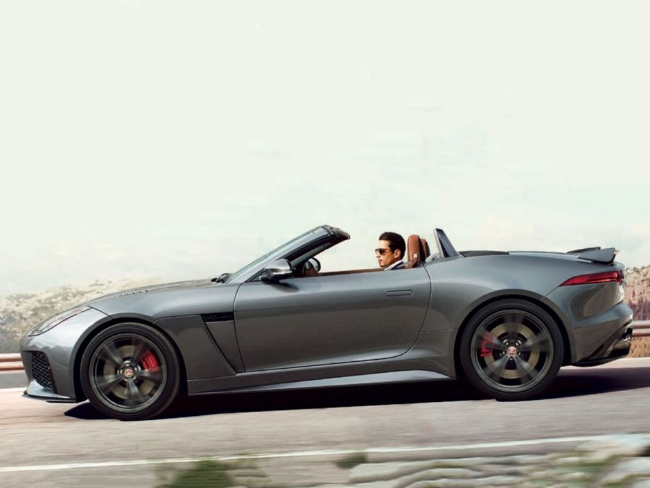 Jaguar F Type Svr 2016 Preis Und Marktstart Autozeitung De Jaguar F Typ Auto Neuheiten Jaguar