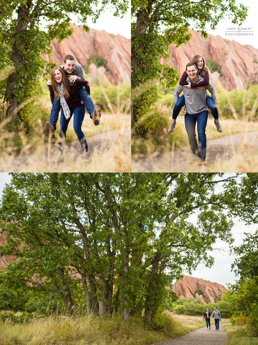 Roxborough State Park Engagement Photos Best Colorado Photographer Lucy Schultz Photography Fall