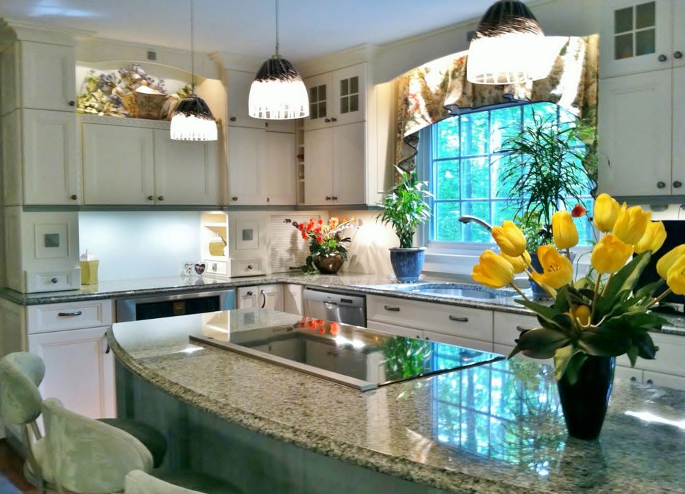 Resemblance Of Kitchen Remodeling In Northern VA Which Offers The Infinite  Comfort And Beauty In Your