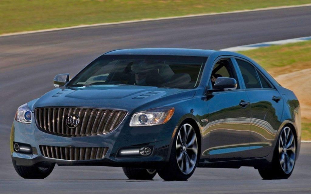 2019 Buick Gnx Review And Specs Car 2018 2019 Regarding 2019