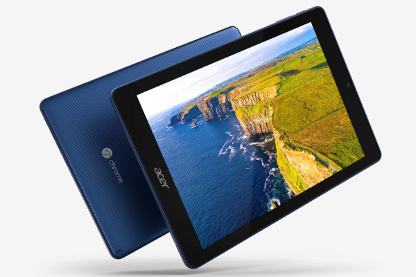 Acer's Chromebook Tab 10 (D651N) is the World's first
