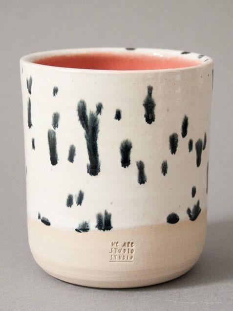 dalmatiner cup bitte w hlen coffeejunkie pinterest keramik porzellan und keramik gl ser. Black Bedroom Furniture Sets. Home Design Ideas