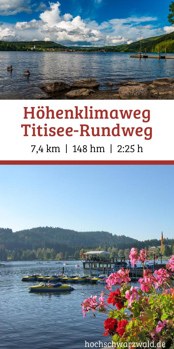 Hohenklimaweg Titisee Rundweg Hochschwarzwald Tourismus Gmbh Titisee Wandern Schwarzwald Wanderung