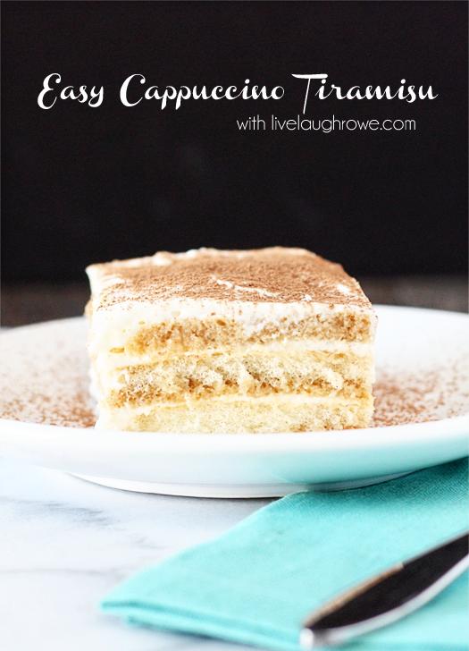 Easy Gevalia Cappuccino Tiramisu Livelaughrowe Com Easy Tiramisu Recipe Desserts Sweet Tooth Recipe