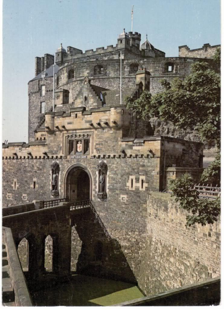 Unesco Collection :: Scotland, Edinburgh, Edinburgh Castle