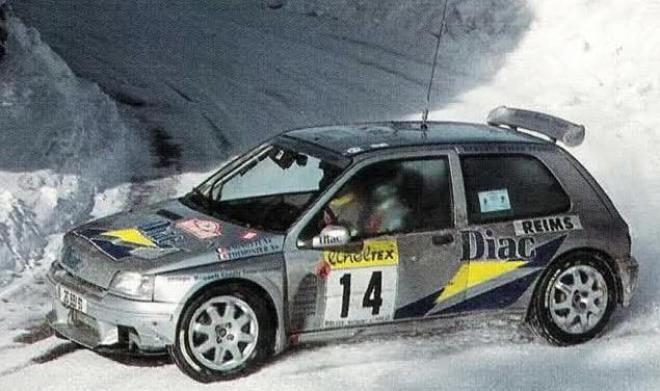 Znalezione obrazy dla zapytania Renault clio maxi kit car