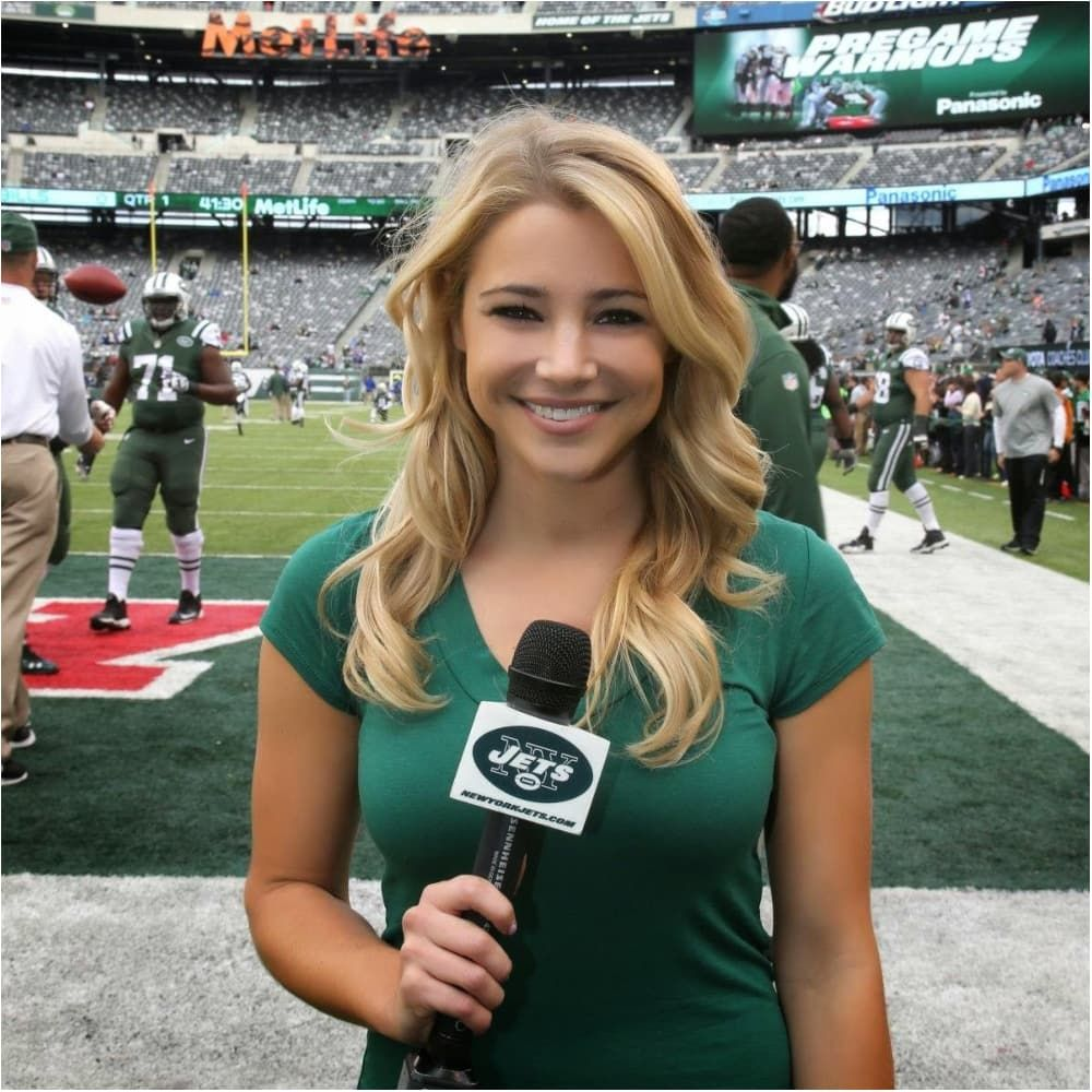 40 Sideline Reporters Who Know Their Sports in 2020