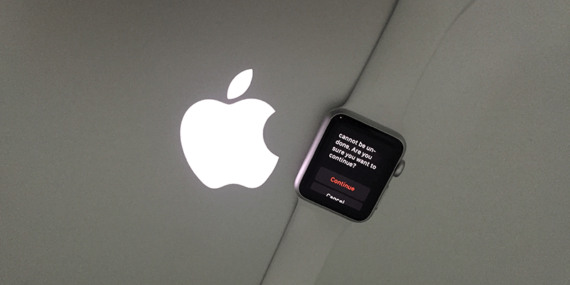 How to Erase All Content on Apple Watch Without iPhone