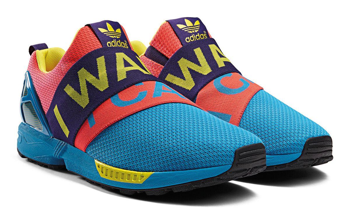 best cheap 08308 95e96 RVG DSGN Adidas Originals Zx Flux, Sneaker Stiefel, Laufschuhe, Kreative  Kunst, Turnschuhe