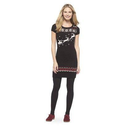 Target Christmas Sweater Dress Christmas Goodies Pinterest