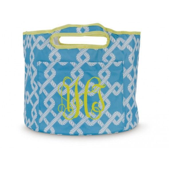 Insulated Party Cooler Tote - Coastal Link ($21.95)
