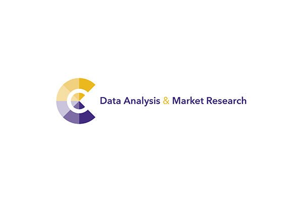 Data Analysis And Market Research Logo Design Template