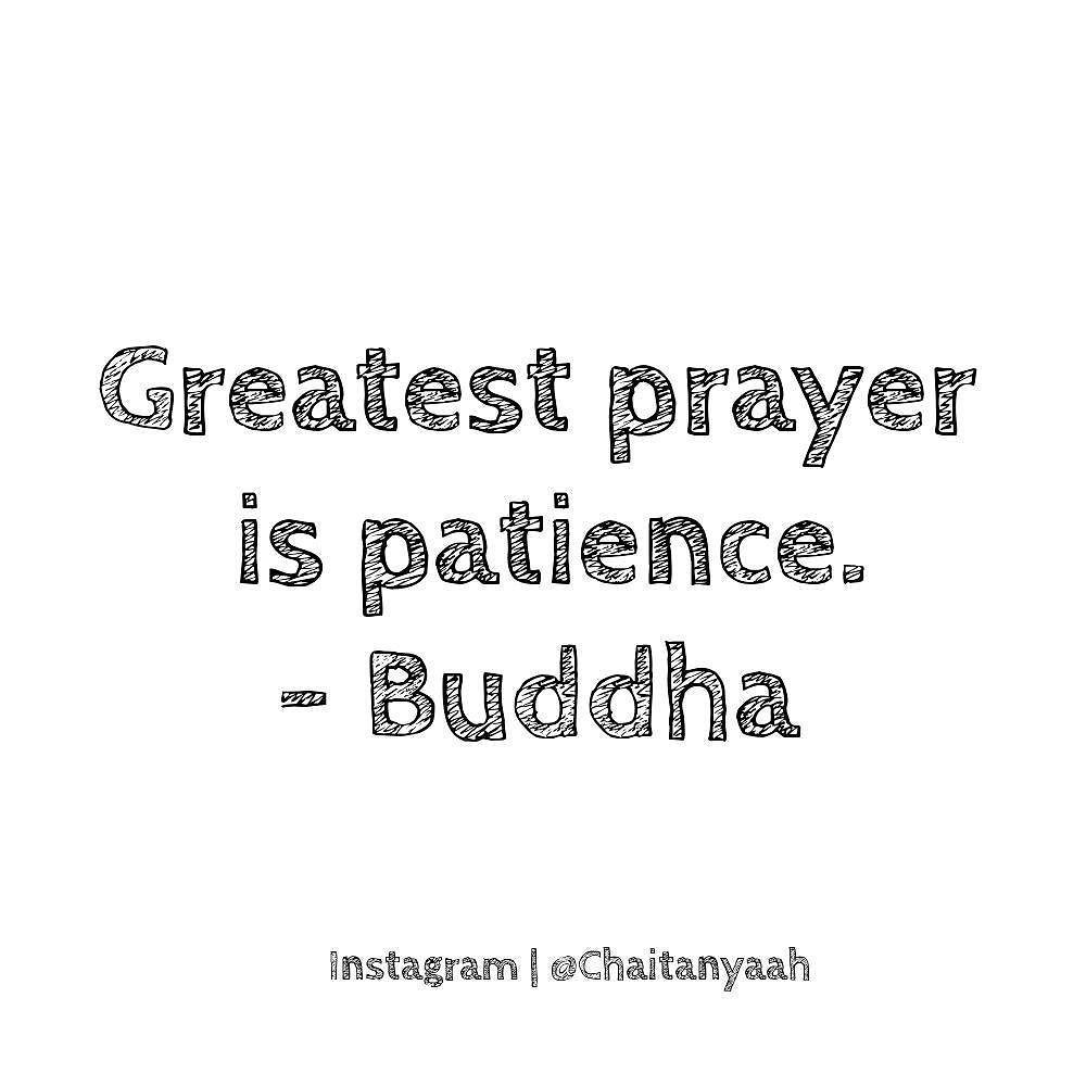 The greatest prayer is patience motivational buddha quotes the greatest prayer is patience motivational buddha quotes thecheapjerseys Image collections