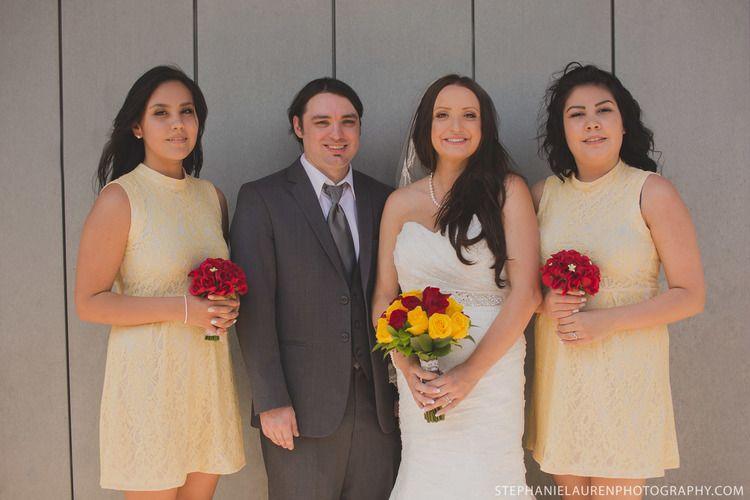 Shawn & Denika Brennan, Yellowknife Wedding Photography, Northwest Territories, Stephanie Lauren Photography, 2014.