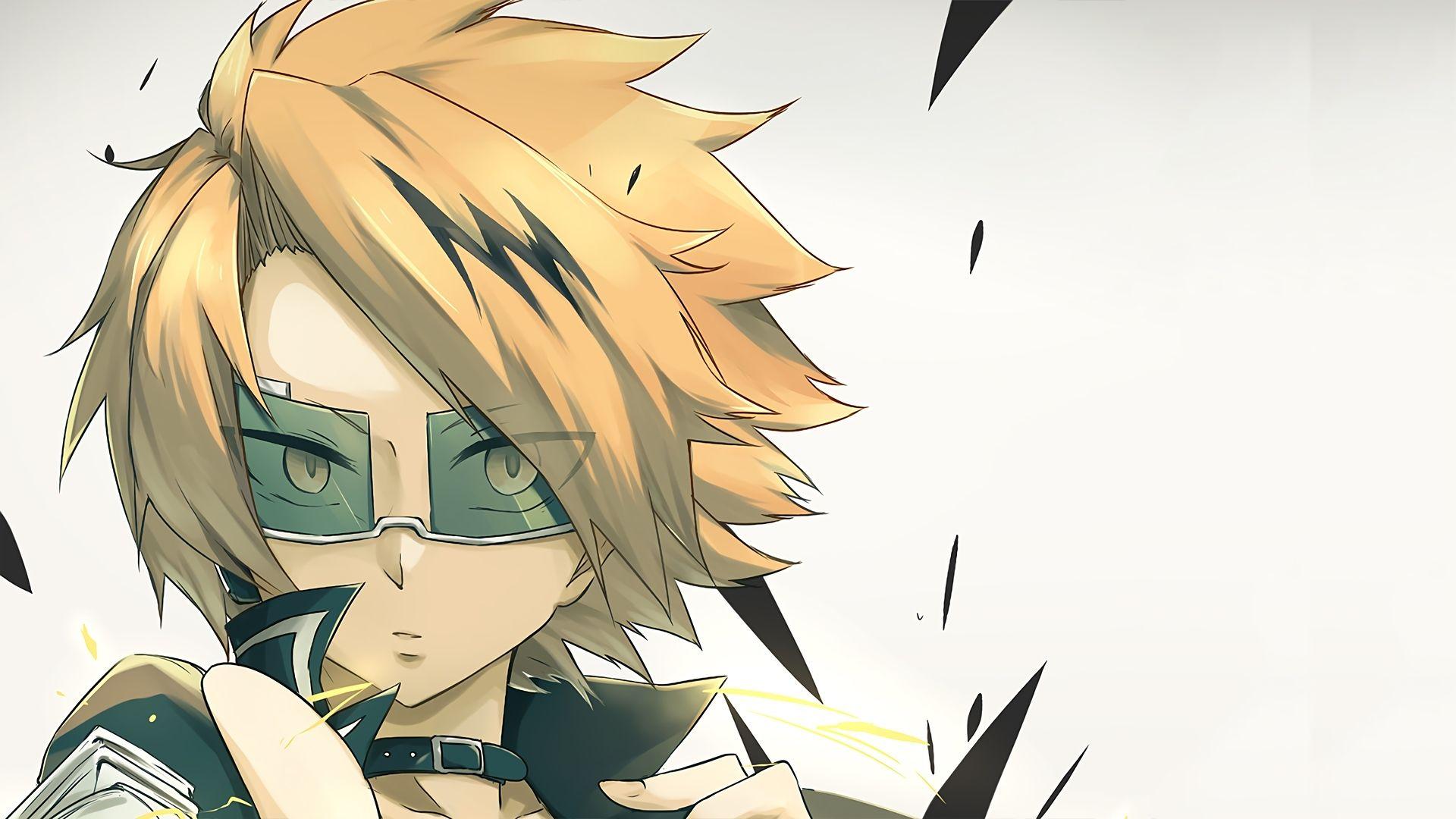Denki Kaminari My Hero Academia Anime My Hero Hero My Hero Academia
