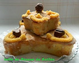 Bollo de Avilés  (dulces semana santa)