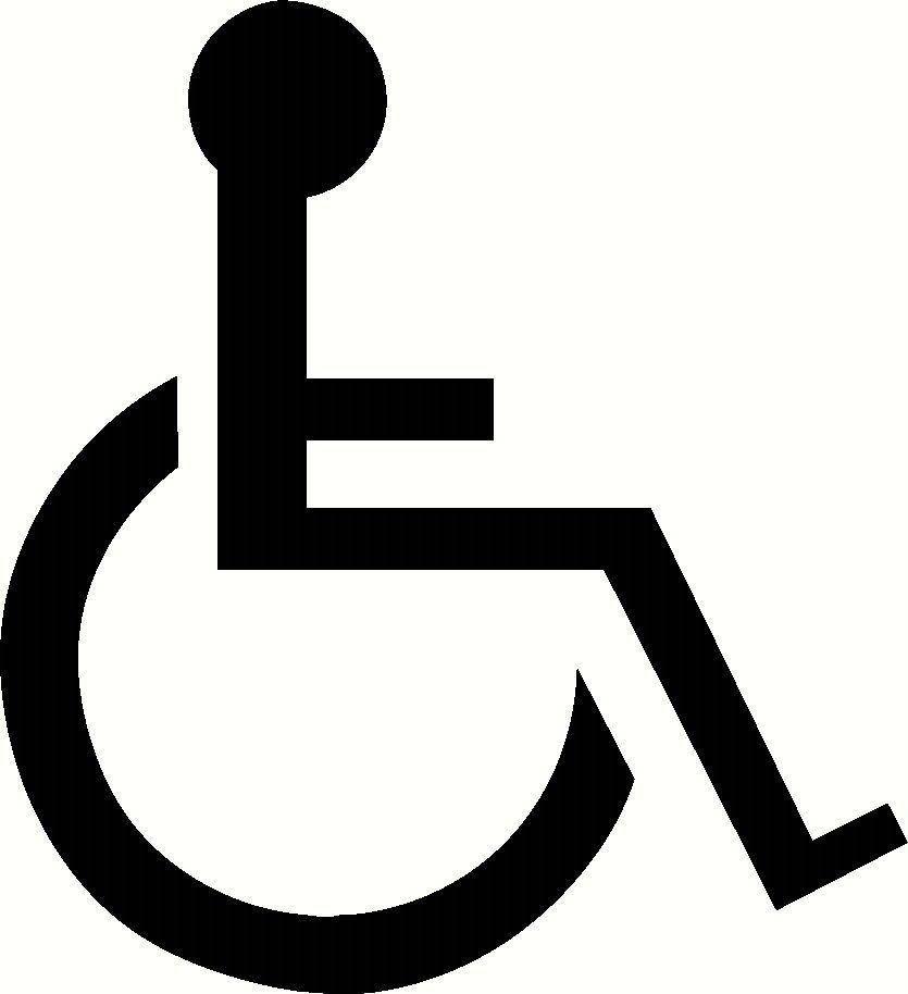 Handicap Symbol Vinyl Decal Sticker Disabled Sign Wheelchair Jdm Vinyl Decals Vinyl Decal Stickers Vinyl