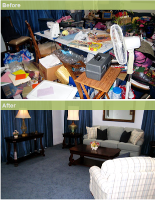 Before And After House Cleaning Pictures