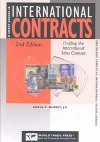 A Short Course In International Contracts Drafting The