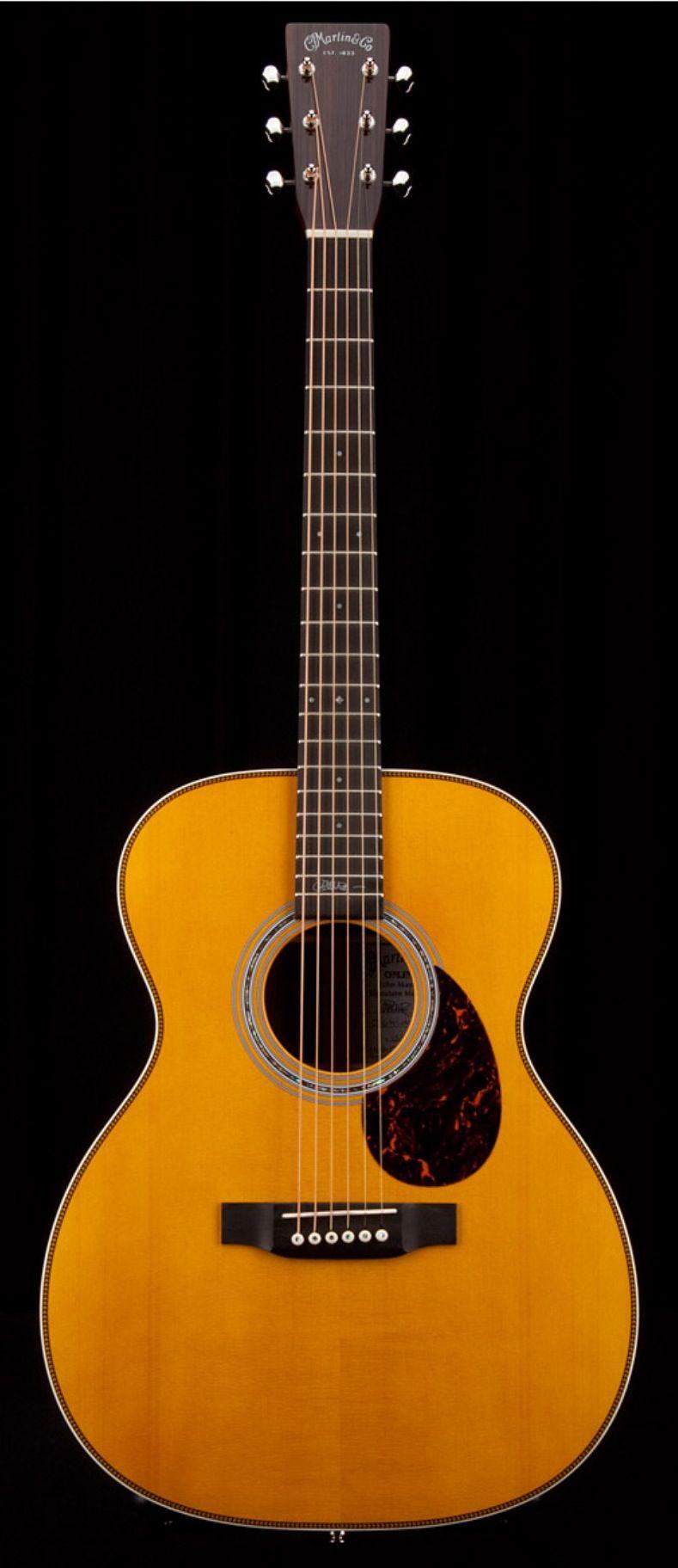 Martin Special Edition John Mayer Orchestra Model Via Guitar Center Martin Guitar Guitar Acoustic Guitar