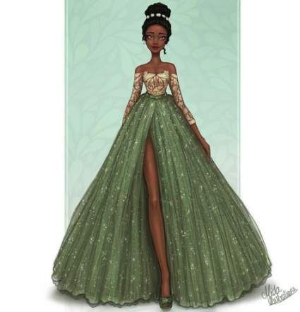 22+ Ideas for dress princess disney prom -   7 dress Princess draw ideas
