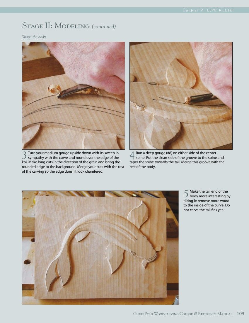 Chris pye s woodcarving course and reference manual face wood