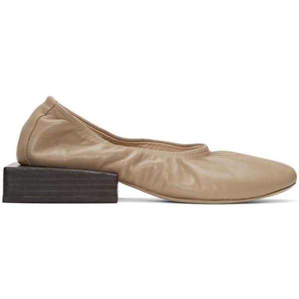 Jacquemus Leather Ballet Flats 37lPS