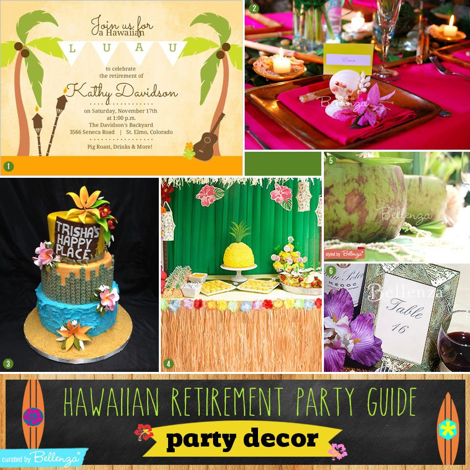 15 Genius Concepts Of How To Craft Hawaiian Backyard Party Ideas
