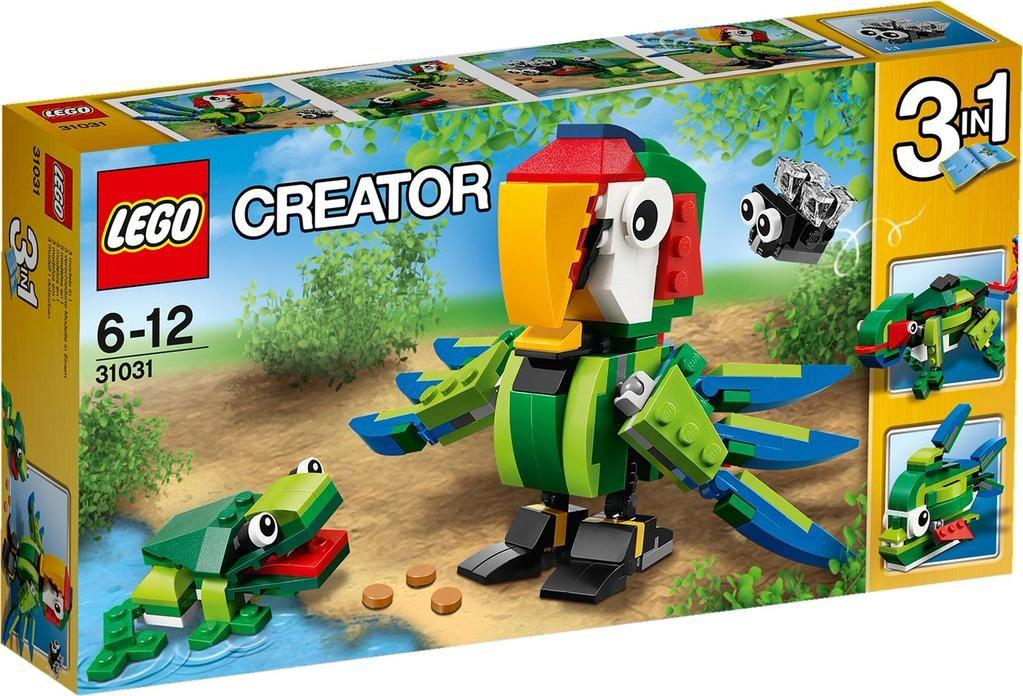 Parent's Bargains UK on   LEGO Bargains UK   Rainforest animals
