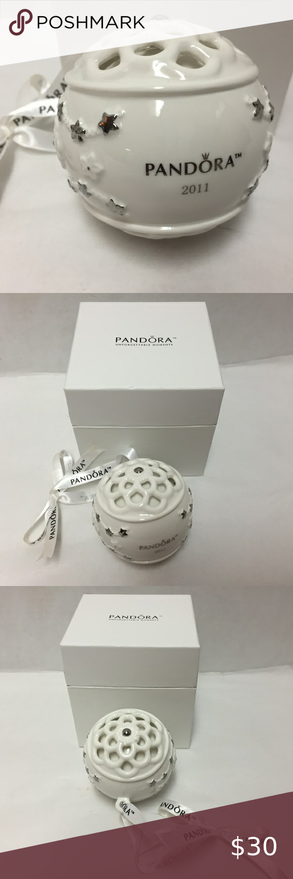 2020 Pandora Christmas Ornament Pandora Christmas Ornament 2011 in 2020 | Pandora christmas