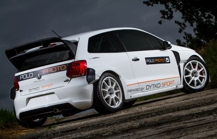 BODY KIT - POLO WRC PROTO. Rallycars.info